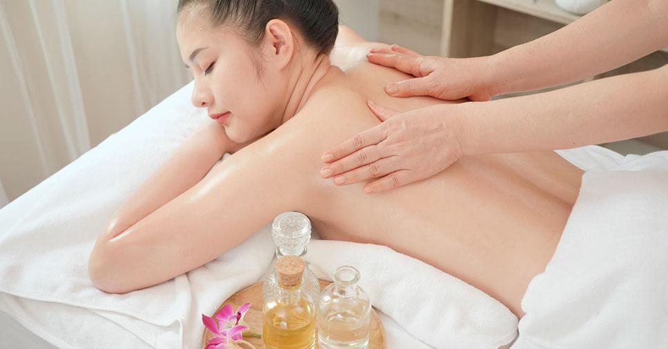 Descubra as diferenças entre massagem tailandesa e Thai