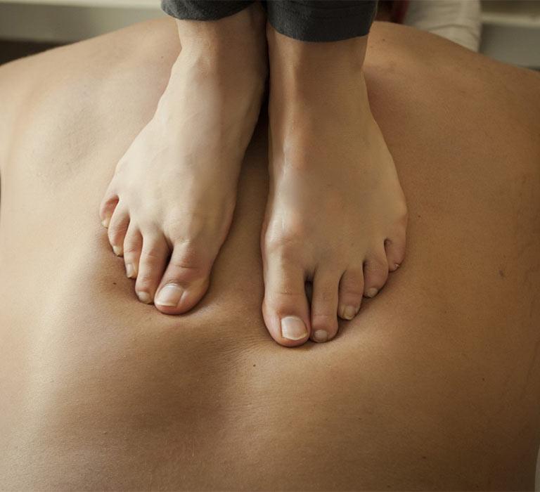 imagem massagem