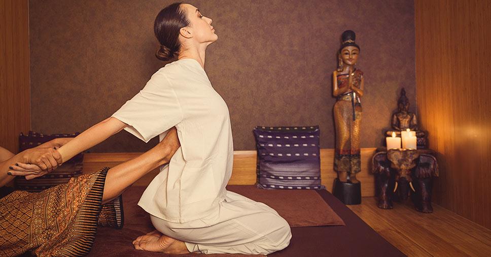 Thai massage: como aliviar o estresse no trabalho?